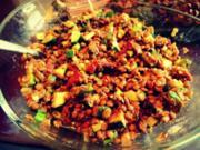 Zucchini-Linsen-Salat - Rezept
