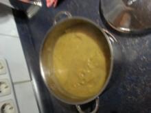 Kartoffelsuppe mit einen hauch Muskat - Rezept