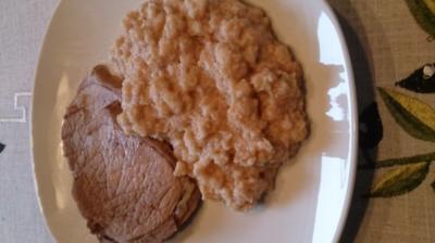 klassisches Rindfleisch mit Semmelkren - Rezept