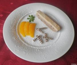 Lebkuchen Parfait und Gewürz - Orangen ... - Rezept