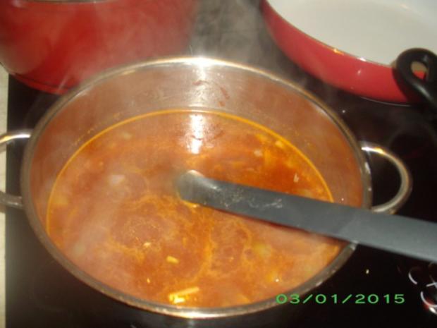 Gefüllte Paprika - Rezept - Bild Nr. 8