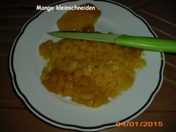 Dessert: Mango-Sekt-Creme - Rezept - Bild Nr. 5