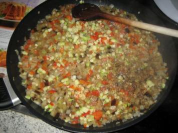 Ratatouille-Kuchen - Rezept