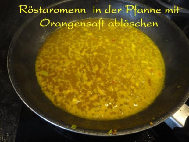 mariniertes Puten Filet in Staudensellerie Gemüse - Rezept - Bild Nr. 12