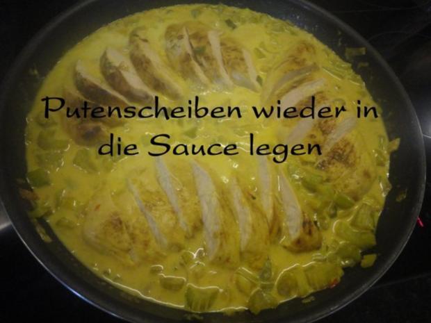 mariniertes Puten Filet in Staudensellerie Gemüse - Rezept - Bild Nr. 19