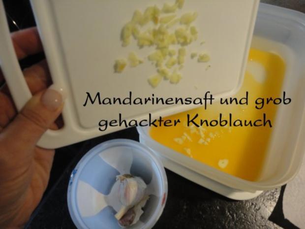 mariniertes Puten Filet in Staudensellerie Gemüse - Rezept - Bild Nr. 3