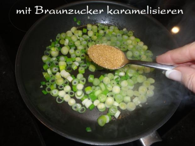 mariniertes Puten Filet in Staudensellerie Gemüse - Rezept - Bild Nr. 8