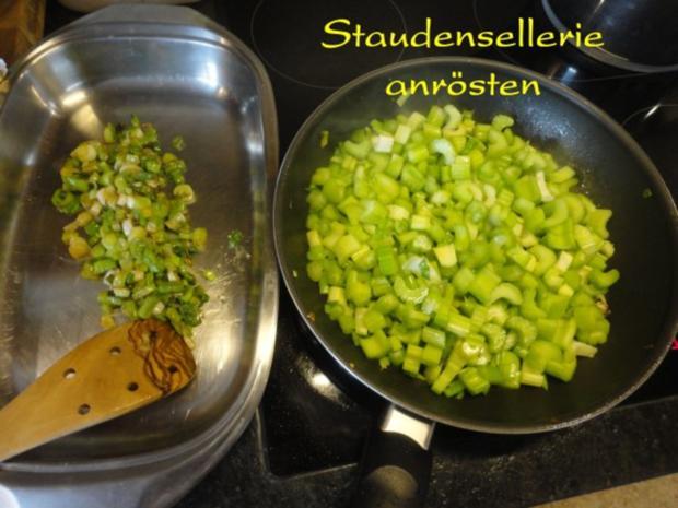mariniertes Puten Filet in Staudensellerie Gemüse - Rezept - Bild Nr. 9