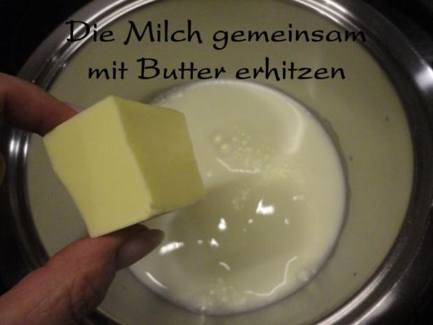 """Schoko - Grieß - Flammerie """" Mozart """" - Rezept - Bild Nr. 3"""