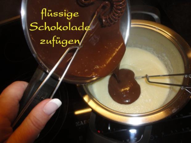 """Schoko - Grieß - Flammerie """" Mozart """" - Rezept - Bild Nr. 7"""
