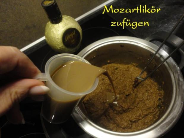 """Schoko - Grieß - Flammerie """" Mozart """" - Rezept - Bild Nr. 8"""