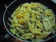Zuchini Carbonara - Rezept