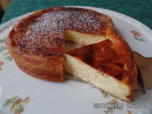 Feiner Käsekuchen - Rezept