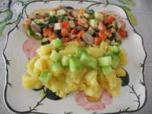 Gemüse - Tofu - Ragout - Rezept
