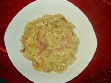 Eierschwammerl-Pasta - Rezept