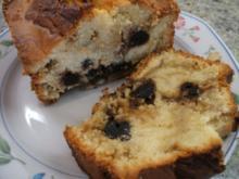 Backen: Amarena-Sahne-Kuchen - Rezept