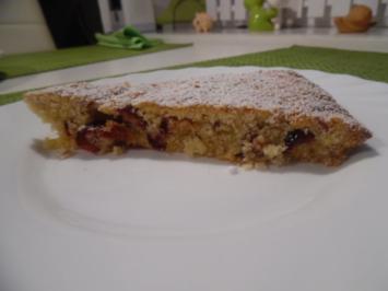 Cranberry-Pie - Rezept