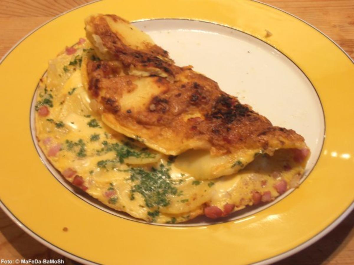 Käse Omelett