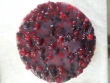 Gemischte Beeren-Torte - Rezept
