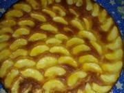 Marokkanischer Apfekuchen - Rezept