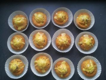 Eierlikör - Muffin - Rezept