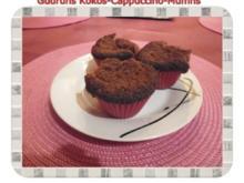 Muffins: Kokos-Cappuccino-Muffins - Rezept