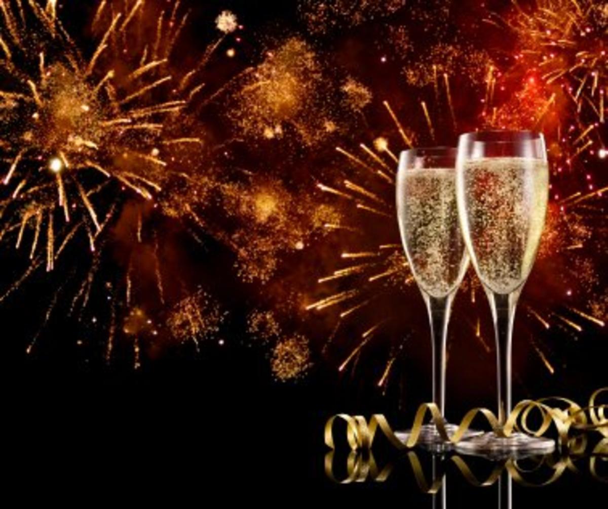 Neujahrsgrüße 2015 - Rezept By OSB-Cranz