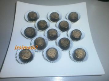 Rezept: Amarena - Marzipan - Pralinen zum 2.
