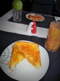 Cheese Sandwich - Rezept