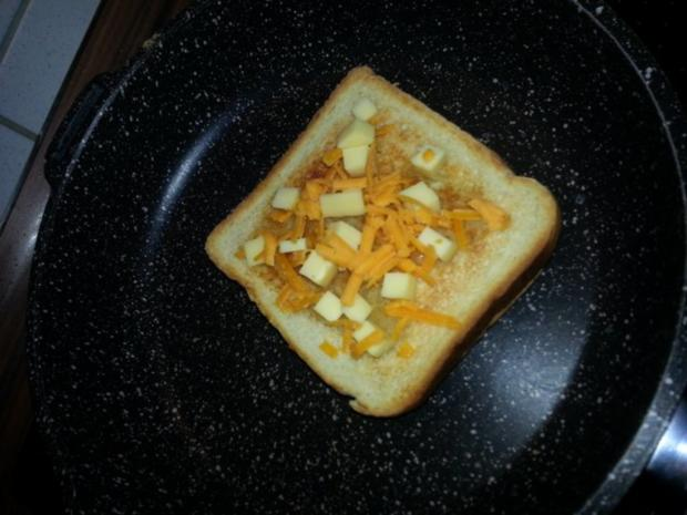 Cheese Sandwich - Rezept - Bild Nr. 5