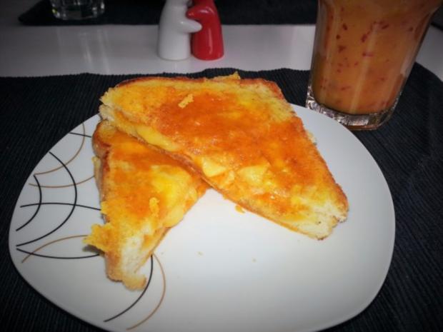 Cheese Sandwich - Rezept - Bild Nr. 6