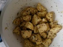 Backofenkartoffeln - Rezept