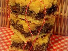 Mohnkuchen mit Streuseln vom Blech - Rezept