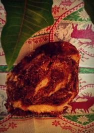 Marmorkuchen mit dem Thermomix - Rezept