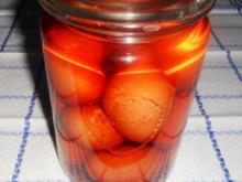 """""""Soleier - à la Erika"""", diese Eier schmecken nicht nur zu Ostern. (Rzpt. um 1951) - Rezept"""
