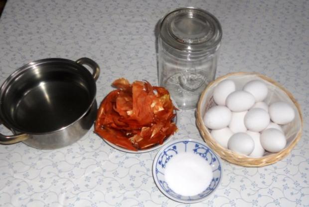 """""""Soleier - à la Erika"""", diese Eier schmecken nicht nur zu Ostern. (Rzpt. um 1951) - Rezept - Bild Nr. 2"""