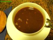 Suppe:   OCHSENSCHWANZ - Suppe - Rezept