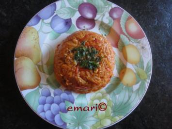 Arabisches Reisfleisch - Rezept