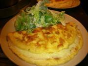 Käse-Omelett - Rezept