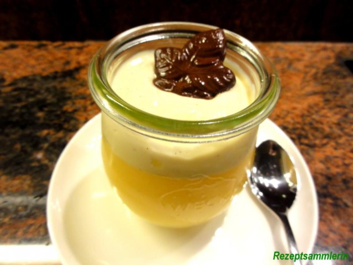 dessert orangen sahne pudding mit arrak rezept. Black Bedroom Furniture Sets. Home Design Ideas