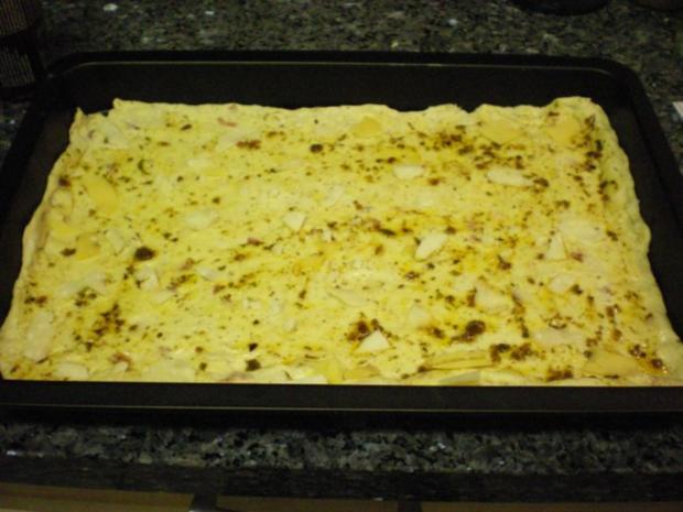 Brot: Pizzabrot - Rezept - Bild Nr. 3