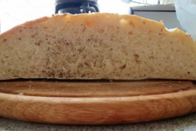 Backen: Leinsamen-Brot - Rezept