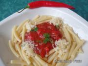 Maccoronelli  Diabolo - Rezept