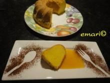 Pudding Kuchen - vanillig  & superlecker - Rezept