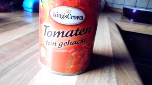 hackbällchen in feuriger tomatensosse - Rezept - Bild Nr. 4