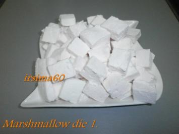 Marshmallow dreierlei - Rezept