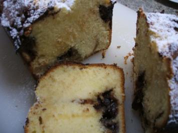Backen: Mon Cherie-Kuchen - Liebe Brigitte, der ist NUR für Dich! Herzlichen Glückwunsch! - Rezept