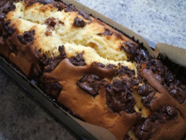 Backen: Mon Cherie-Kuchen - Liebe Brigitte, der ist NUR für Dich! Herzlichen Glückwunsch! - Rezept - Bild Nr. 7