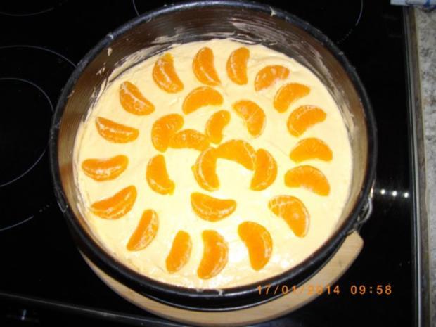 Kasekuchen Mit Mandarinen Rezept Mit Bild Kochbar De