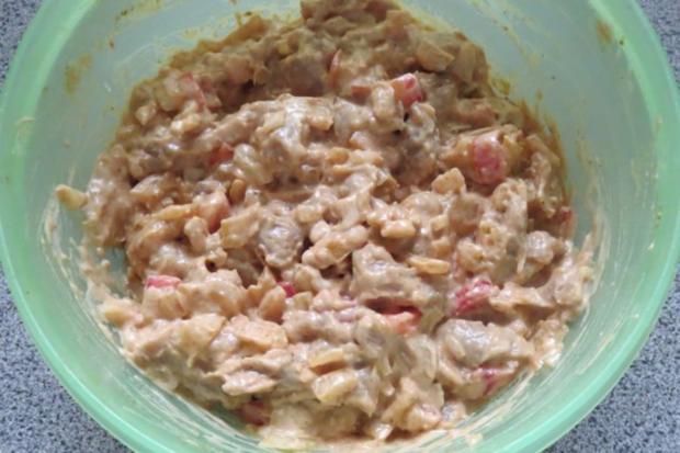 Kochen: Schweinegeschnetzeltes aus dem Backofen, indisch angehaucht - Rezept - Bild Nr. 3